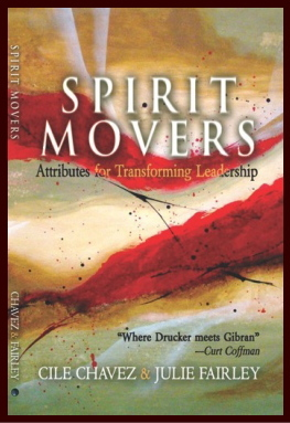 spirit movers the book on leadership transformation by julie fairley
